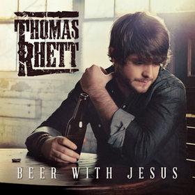 "Thomas Rhett's ""Beer With Jesus"" Proves Nothing's Sacred"