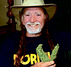 College Students Shocked Pot Icon Willie Nelson Plays Music