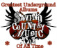 The Greatest Underground Country Albums of All Time