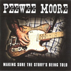 "Peewee Moore is ""Making Sure The Story's Being Told"""