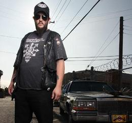 Bob Wayne & His Cadillac Limo