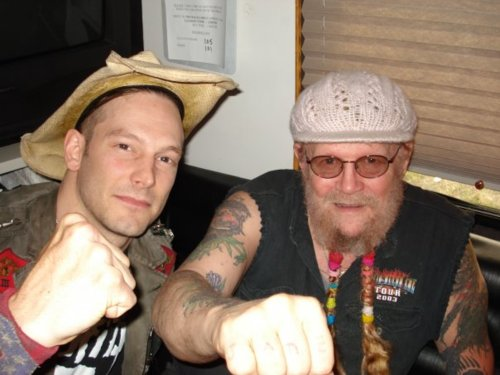 "UPDATED – Hank3 & David Allan Coe Collaboration ""The Outlaw Ways"""