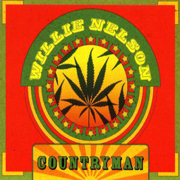 Cover of Willie Nelson's 2005 album that mixed country and reggae