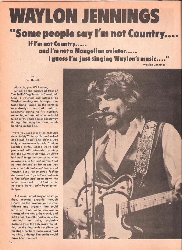 Waylon Jennings If Im Not Country Saving Country Music