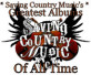 Saving Country Music's Greatest Albums of All Time
