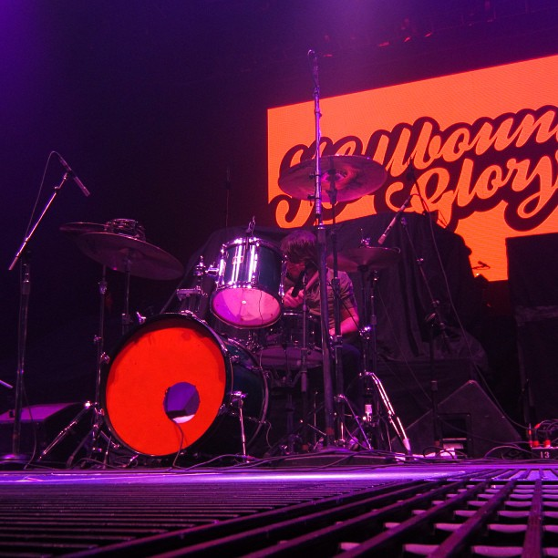 hellbound-glory-kid-rock-tour-drums