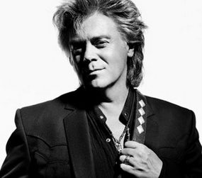 Marty Stuart's Neck Tattoo