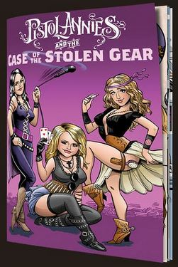 Gear Stolen from The Pistol Annies (well, kind of…)