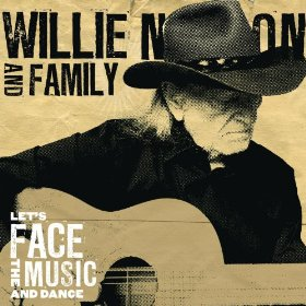"Review – Willie Nelson's ""Let's Face The Music & Dance"""