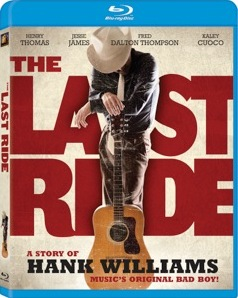 "Win A Copy of ""The Last Ride,"" A Story of Hank Williams"