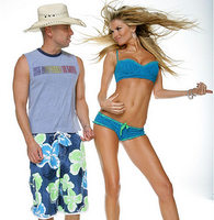 Swimsuit: Musicians Kenny Chesney  14-DEC-2006 X77016 TK3 CREDIT: Steve Erle