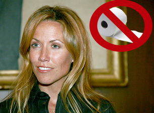 sheryl-crow-toilet-paper
