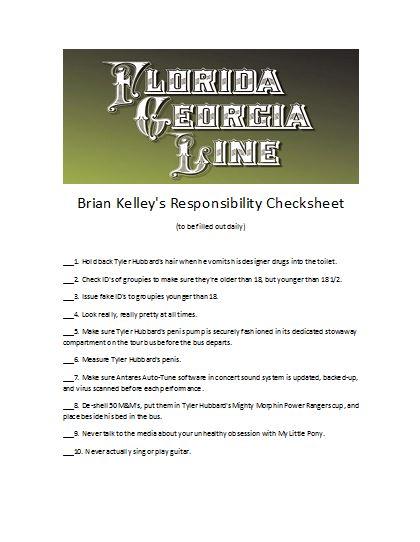 brian-kelley-responsibility-checklist