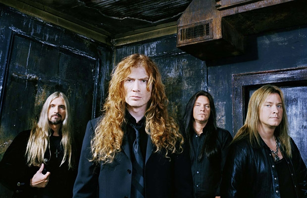 Megadeth S Bluegrass Song The Blackest Crow Saving