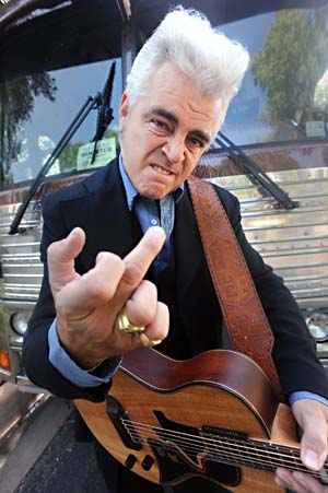 Dale Watson on July 24, 2011