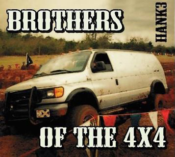 "Hank3's ""Brothers of the 4X4"" to be Released October 1st"
