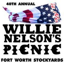 40th Annual Willie Nelson's 4th of July Picnic LIVE Blog