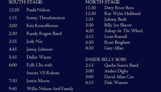 willie-nelson-4th-of-july-picnic-40th-lineup
