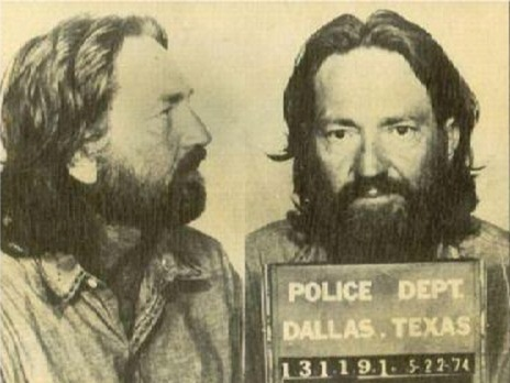 Country Music Rap Sheet – A Picture History of Mugshots & Arrests