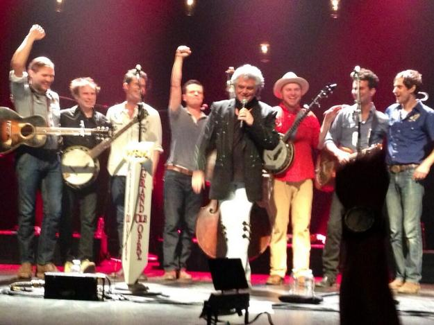 Old Crow Medicine Show Invited to be Grand Ole Opry Members
