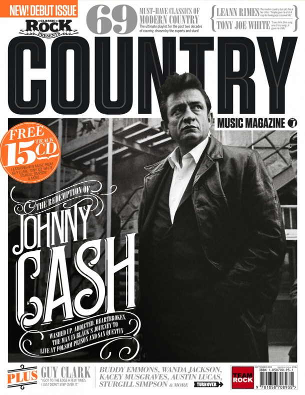 UK's Classic Rock Mag Launching New Country Magazine