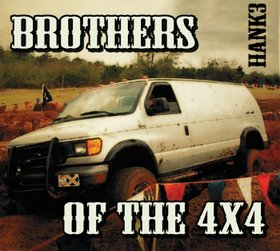 "Album Review – Hank3's ""Brothers of the 4×4"""