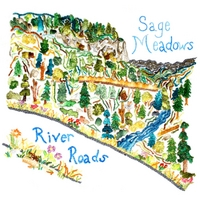 "Album Stream – Sage Meadows ""River Roads"""