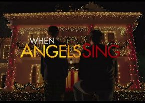 "Willie, Kris, & Lyle Star in ""When Angels Sing"" Christmas Movie"