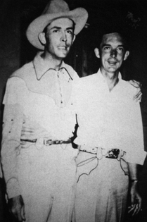 Ray Price took over the Drifting Cowboys of Hank Williams after his death, before forming the Cherokee Cowboys.
