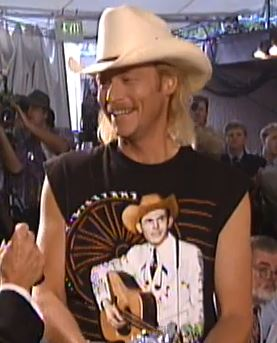 Alan Jackson's Forgotten 1994 ACM Awards Protest