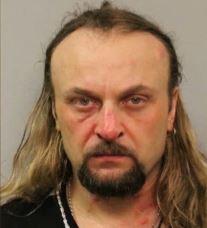 Chris Ferrell Mug Shot from Previous Arrest