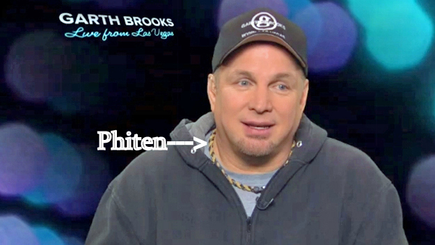 garth brooks wolves
