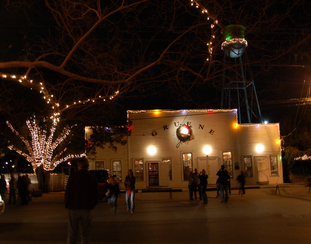 Christmastime in Gruene, TX with The Mavericks
