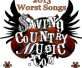 Saving Country Music's Worst Songs of 2013