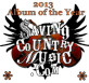 2013 Saving Country Music Album of the Year Nominees