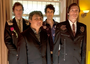 "The Sadies Delve Into ""Internal Sounds"""