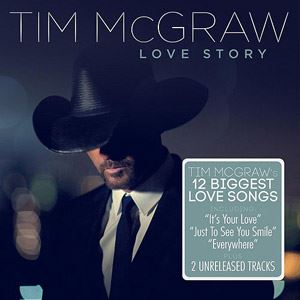 "Curb Madness: Label to Release Tim McGraw ""Love Story"" Album"