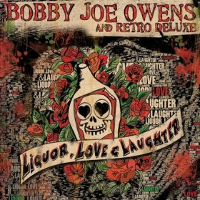 "Bobby Joe Owens Entertains with ""Liquor, Love & Laughter"""