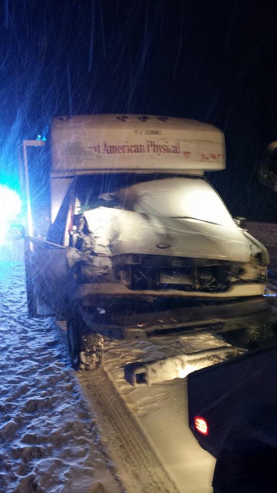 Jayke Orvis & The Broken Band Crash Bus in Colorado