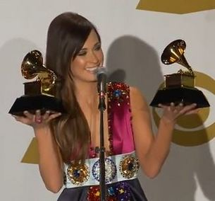 Kacey Musgraves Delivers for Country at the 56th Grammy Awards