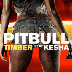 "Ke$ha & Pitbull Blend A Country Vibe Into ""Timber"" Hit"