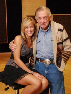 Artist To Watch Mary Sarah Duets with Ray Price