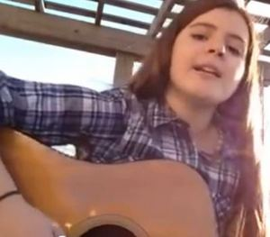 15-Year-Old Talent Takes On Music Row