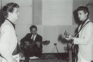 The Everly Brothers with Chet Atkins