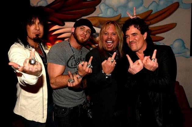 Scott Borchetta Officially Kills Flipping Off The Camera to be Cool