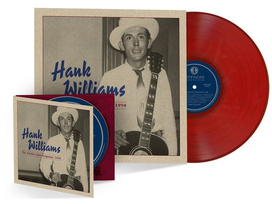 Unheard Hank Williams Garden Spot Programs to be Released