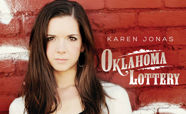 "Surprise Artist Karen Jonas Talks New Album ""Oklahoma Lottery"""