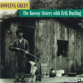 "Vintage Album Review – Kossoy Sisters ""Bowling Green"""