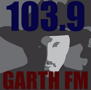 New 103.9 GARTH-FM Plays Garth, & Only Garth