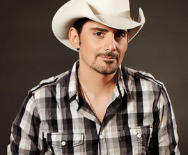 Brad Paisley Files $10M Lawsuit Against Sony Music